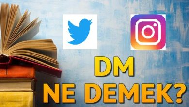 Photo of DM Ne Demek? DM Nedir?