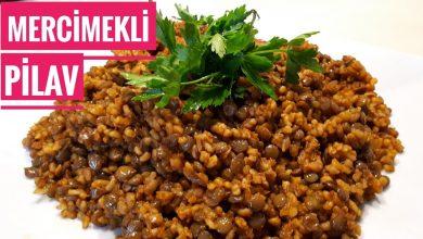 Photo of Mercimekli Pilavın Yanına Ne Gider?