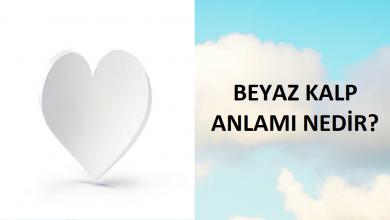 Photo of Beyaz Kalp Anlamı Nedir?