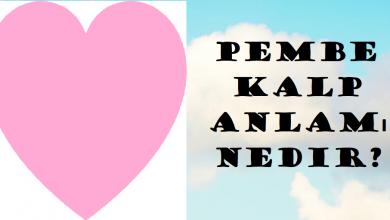Photo of Pembe Kalp Anlamı Nedir?