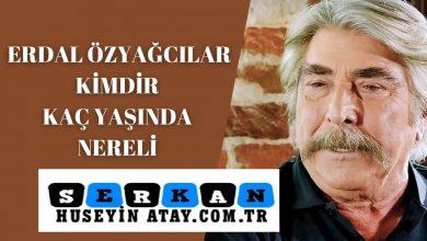Photo of Erdal Özyağcılar Kimdir?