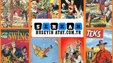Photo of 90'lar Çizgi Romanları
