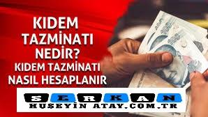 Photo of Kıdem Tazminatı Nedir?